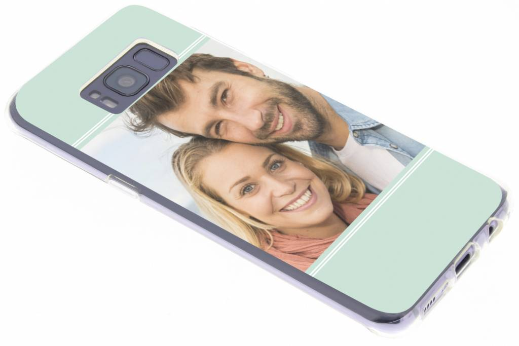 Ontwerp je eigen Samsung Galaxy S8 gel hoesje