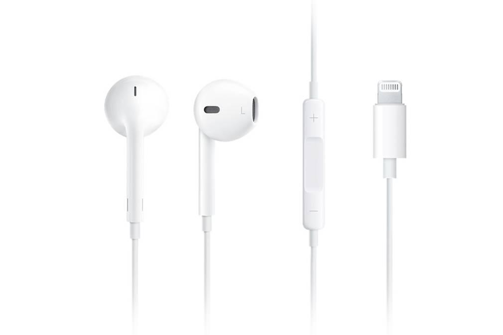 Apple EarPods Lightning aansluiting