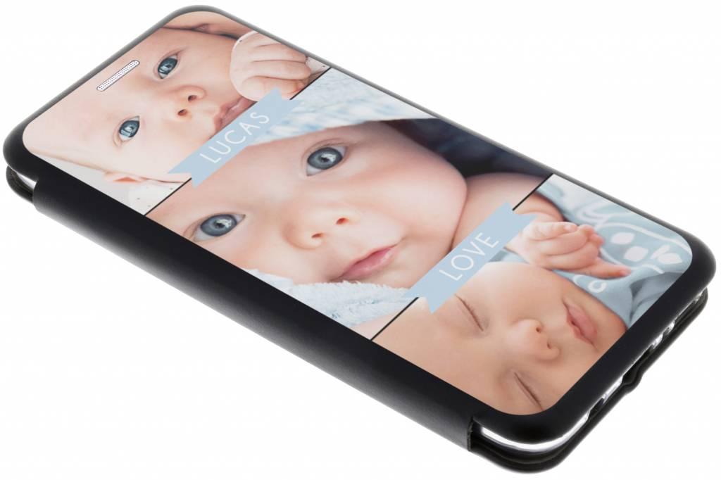 Samsung Galaxy S8 gel booktype hoes ontwerpen (eenzijdig)