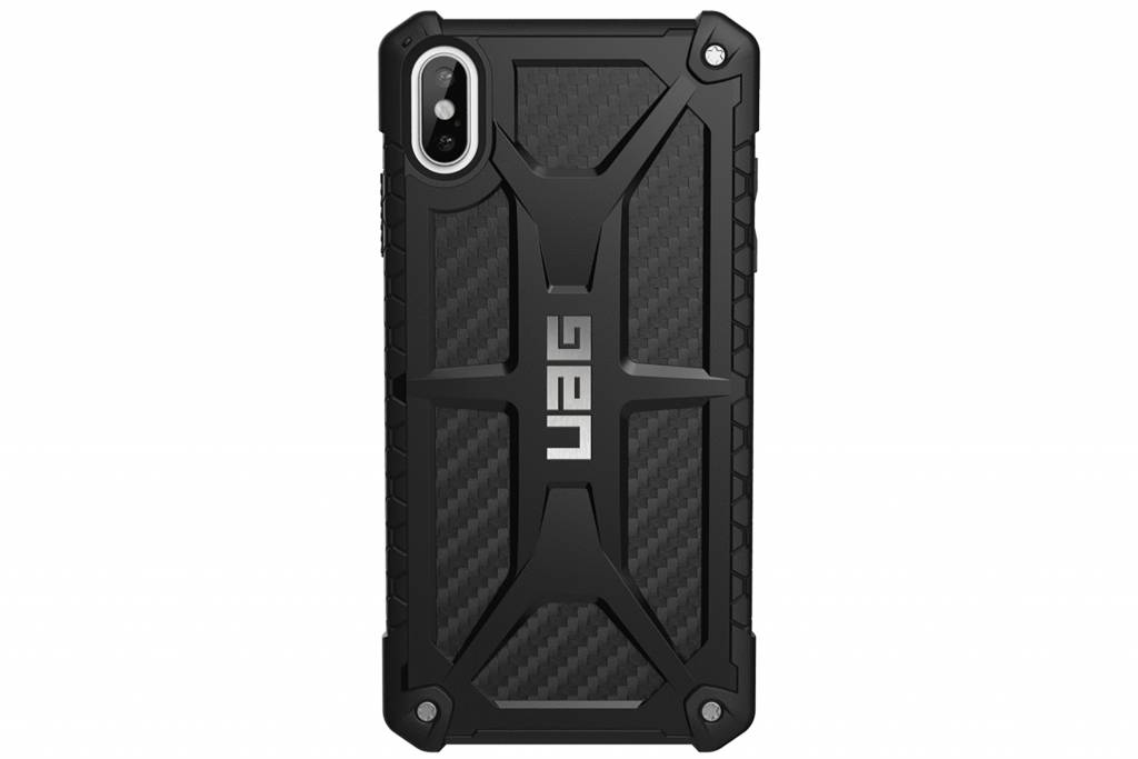 UAG Monarch Carbon Backcover iPhone Xs Max