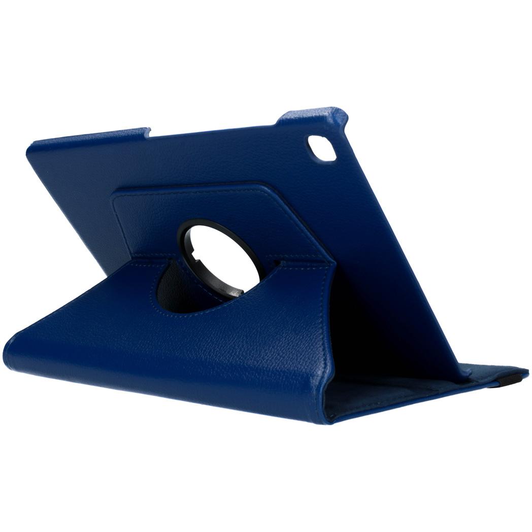 iMoshion 360° draaibare Bookcase Samsung Galaxy Tab S5e - Donkerblauw