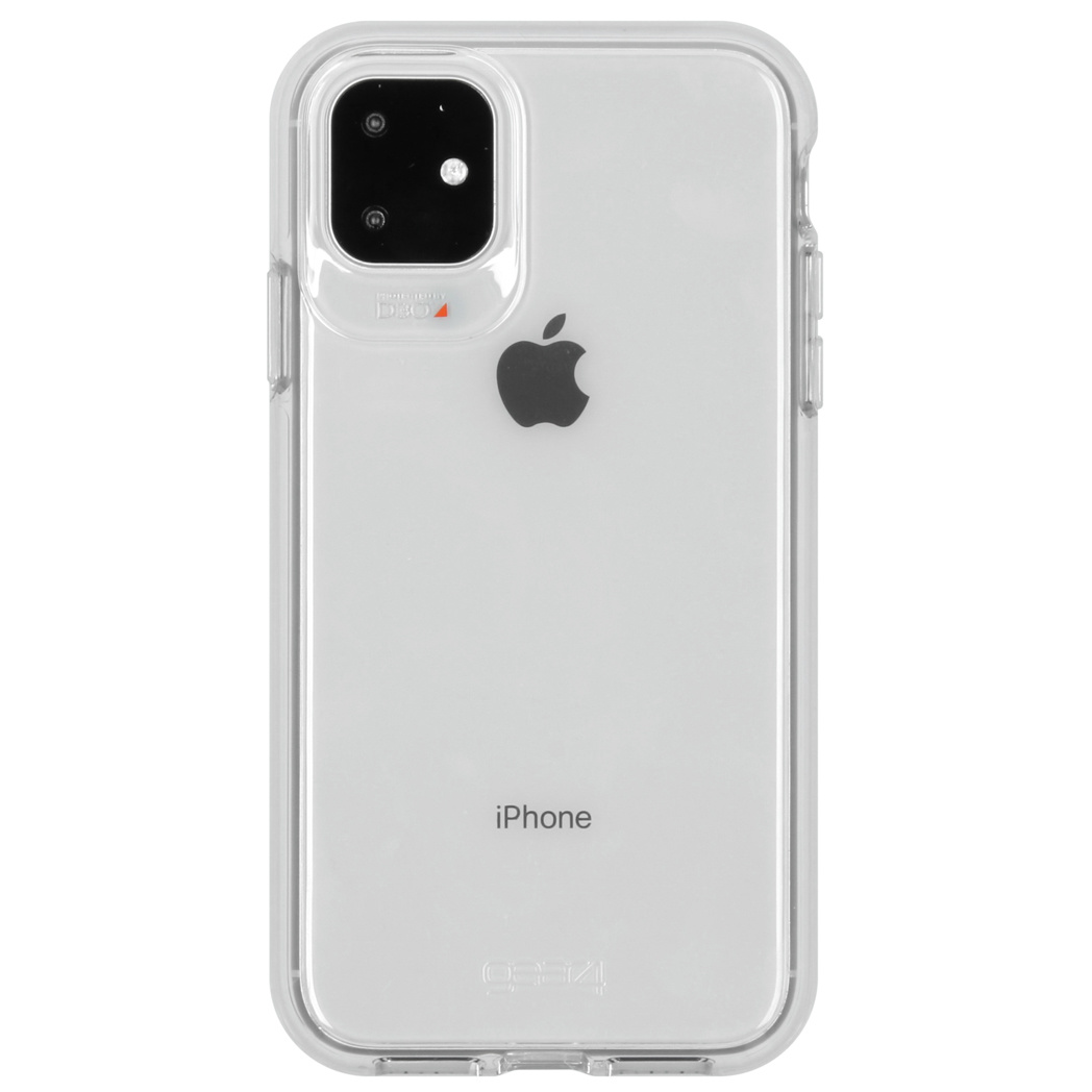 Gear4 Crystal Palace Backcover iPhone 11