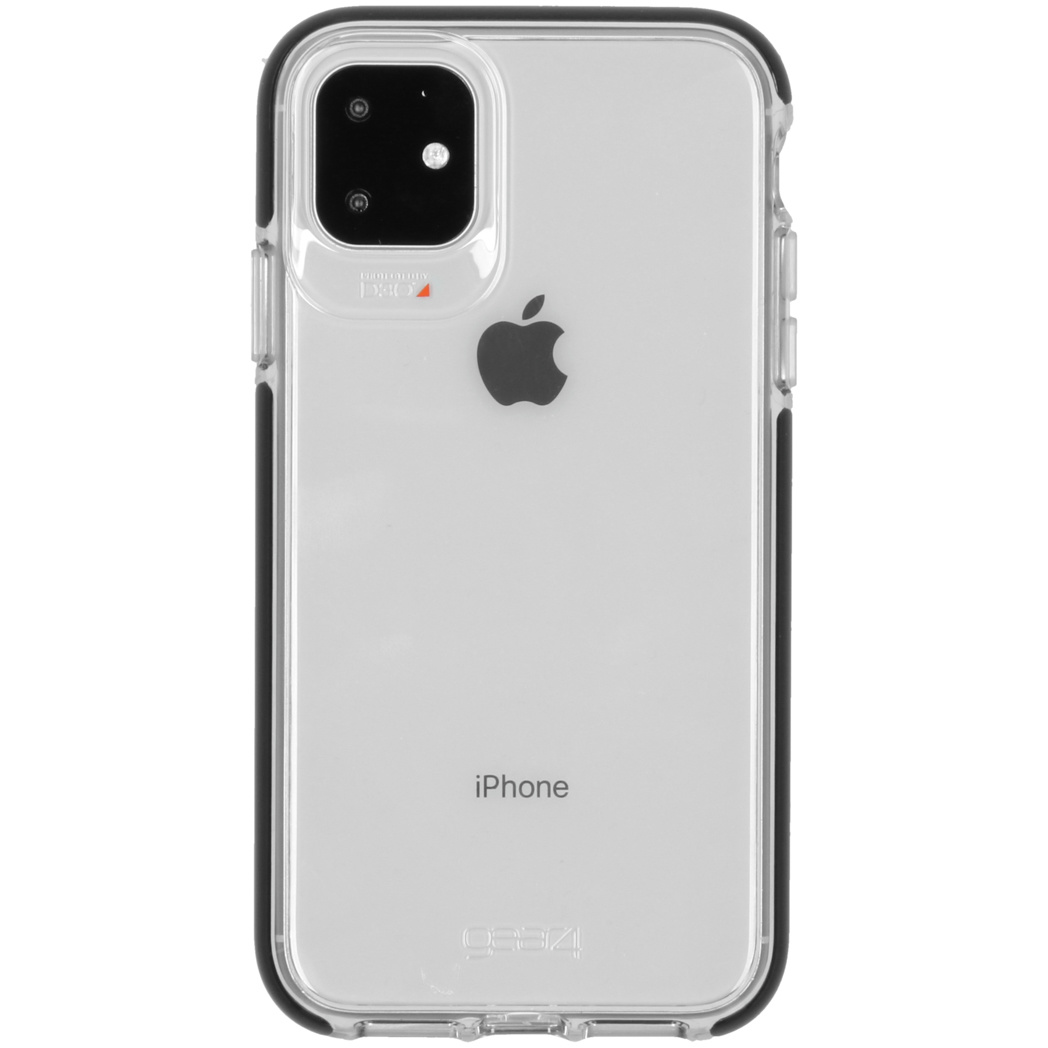 Gear4 Piccadilly Backcover iPhone 11 - Zwart