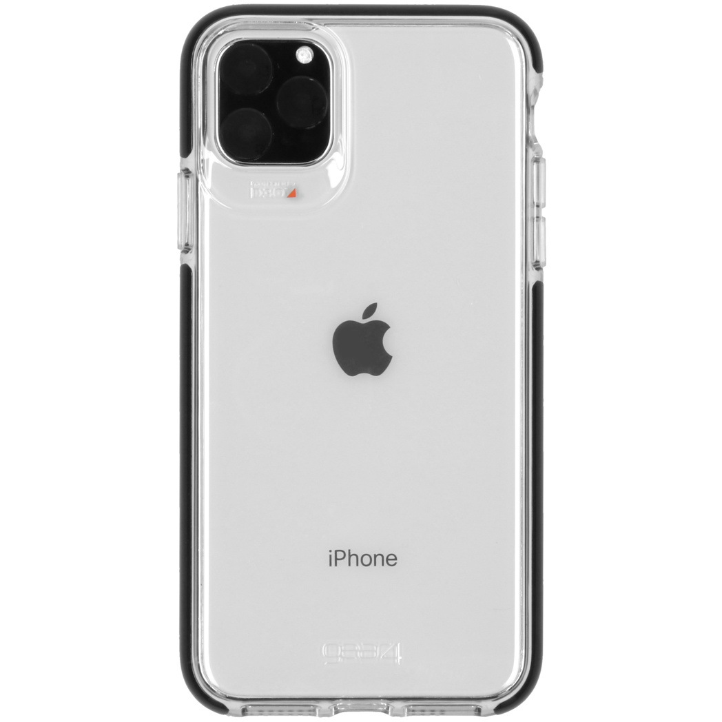 Gear4 Piccadilly Backcover iPhone 11 Pro Max - Zwart
