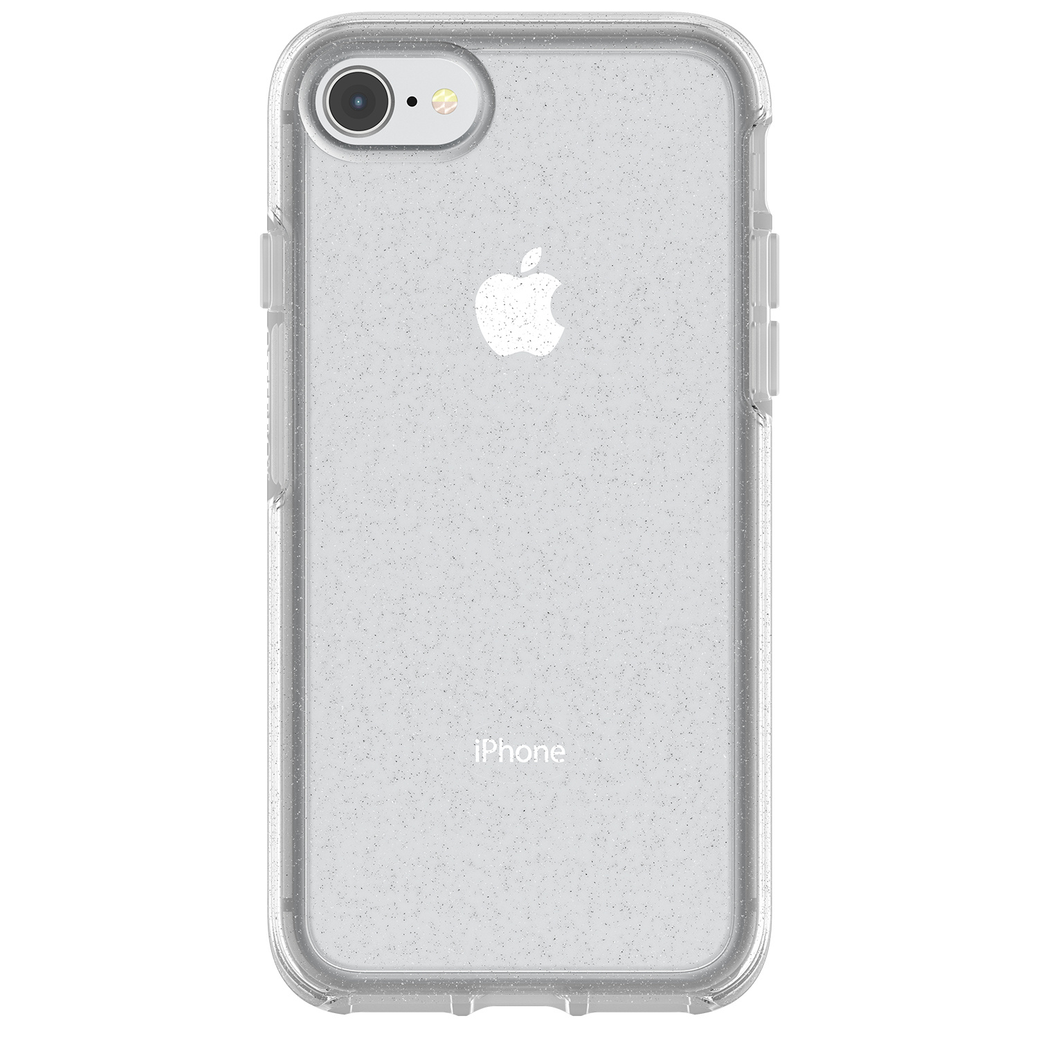 OtterBox Symmetry Clear Backcover iPhone SE (2020) / 8 / 7 - Stardust