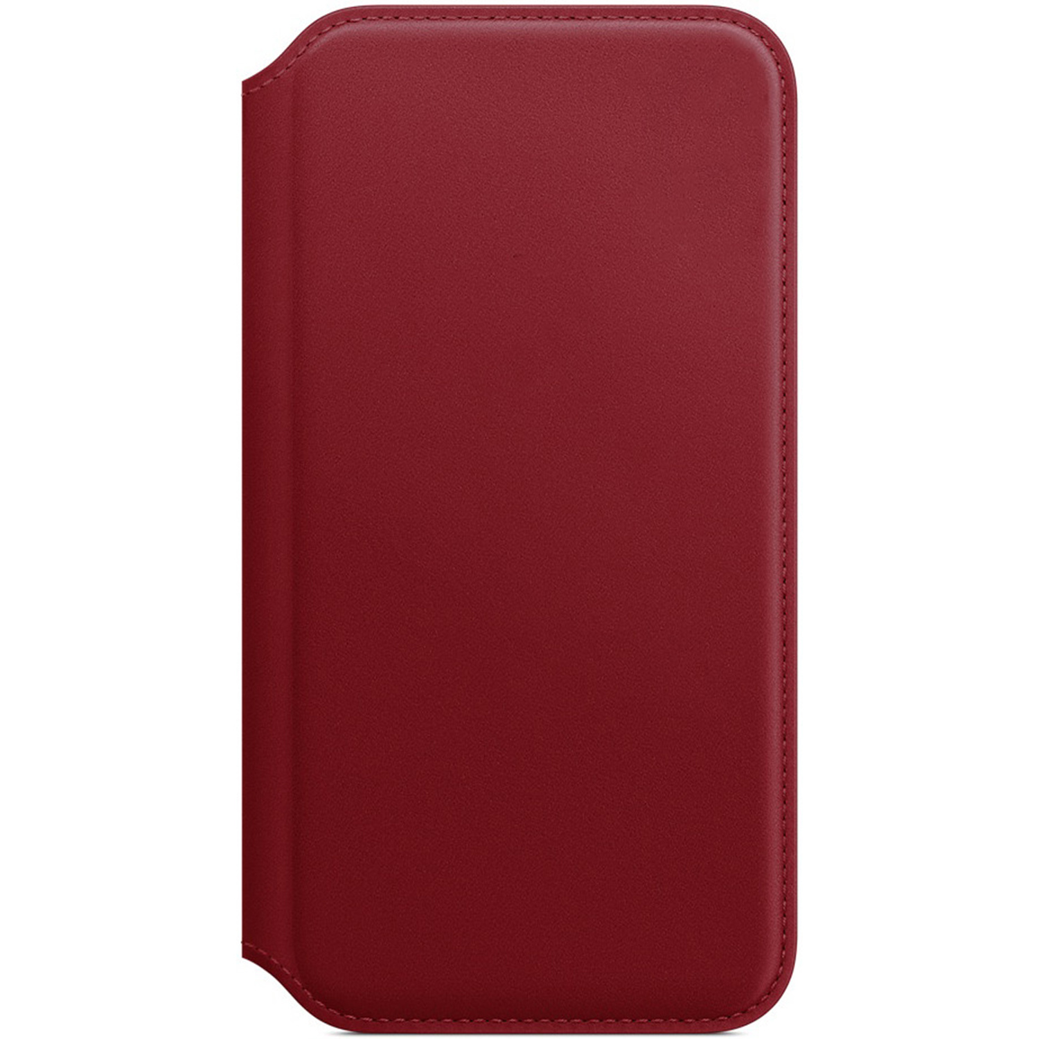 Apple Leather Folio Booktype iPhone X / Xs - Red