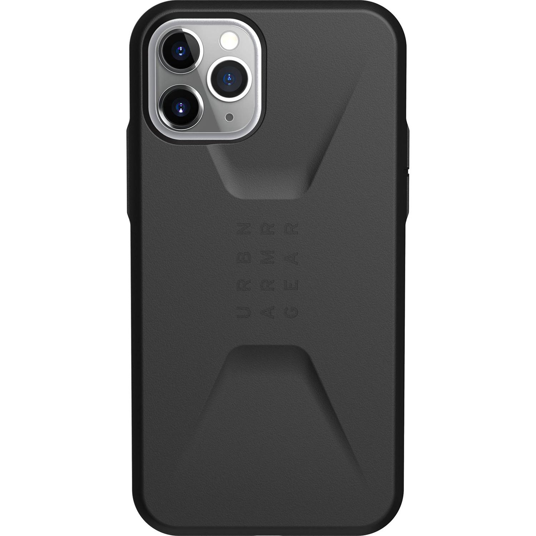 UAG Civilian Backcover iPhone 11 Pro - Zwart