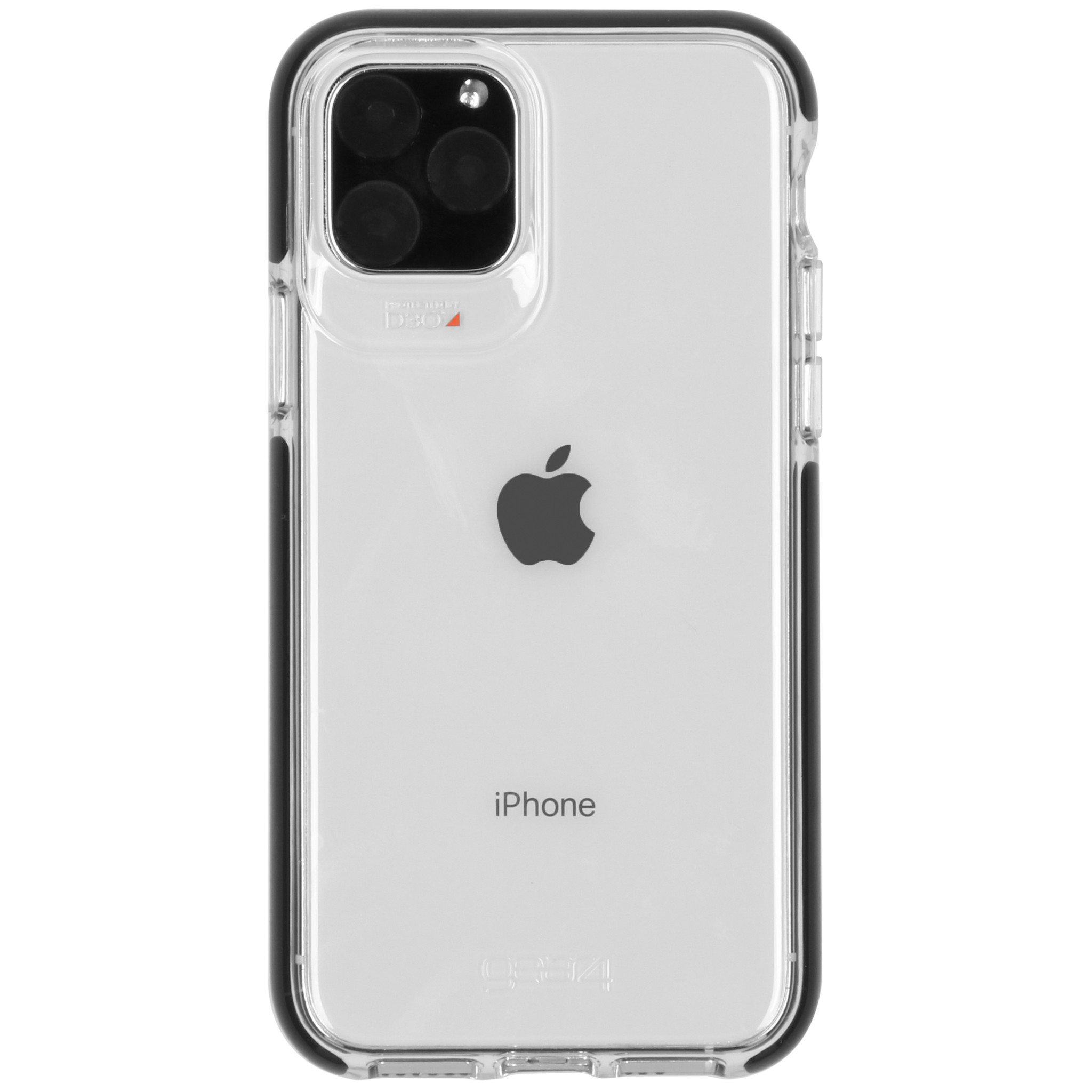 Gear4 Piccadilly Backcover iPhone 11 Pro - Zwart