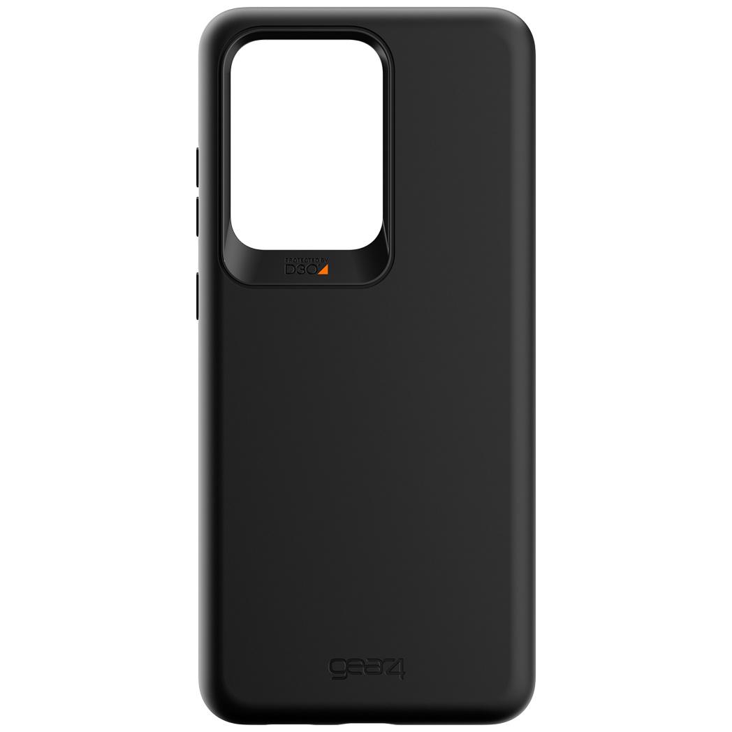 Gear4 Holborn Backcover Samsung Galaxy S20 Ultra - Zwart
