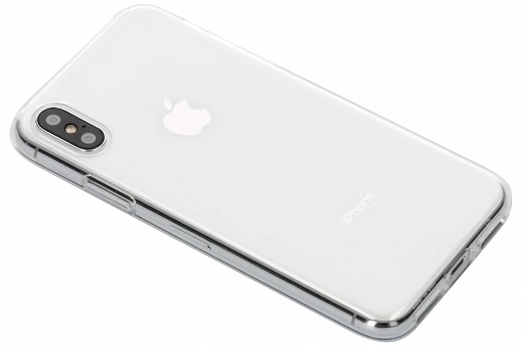 OtterBox Clearly Protected Backcover iPhone X / Xs