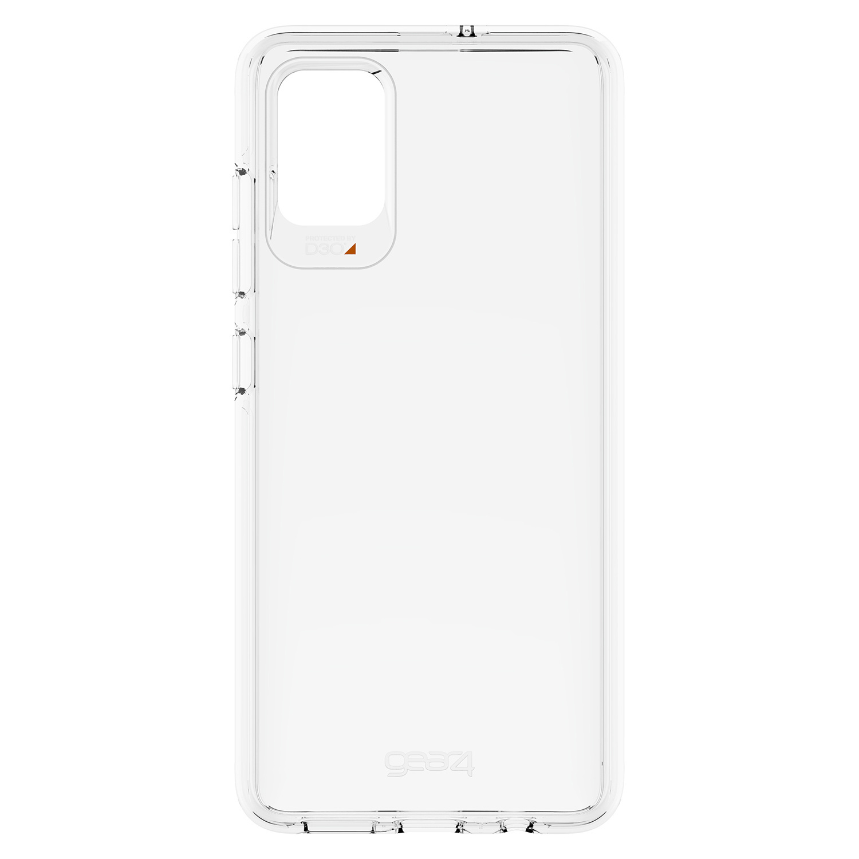 Gear4 Crystal Palace Backcover Samsung Galaxy A51 - Transparant