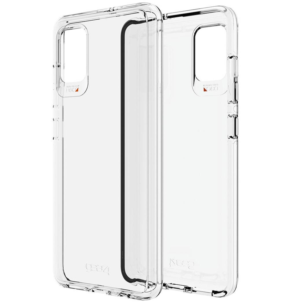 Gear4 Crystal Palace Backcover Samsung Galaxy A71 - Transparant