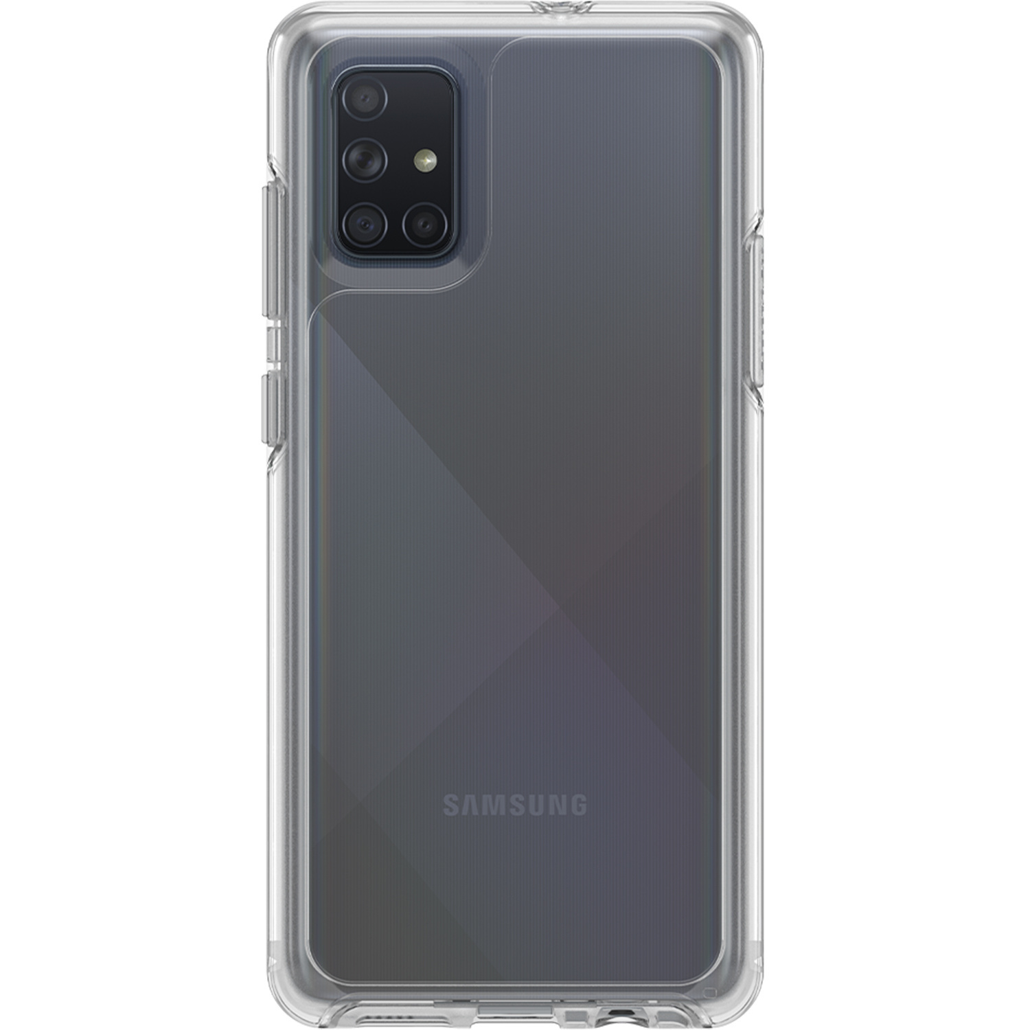 OtterBox Symmetry Clear Backcover Samsung Galaxy A71 - Transparant