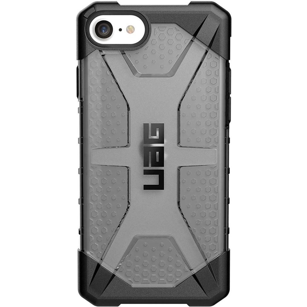 UAG Plasma Backcover iPhone SE (2020) / 8 / 7 / 6(s) - Zwart