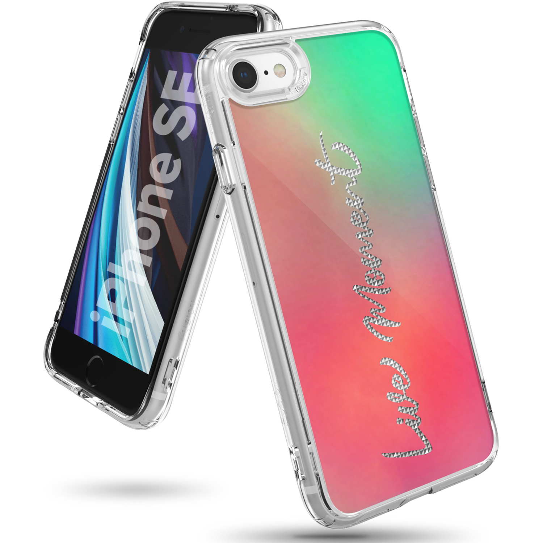 Ringke Fusion Design Backcover iPhone SE (2020) / 8 / 7
