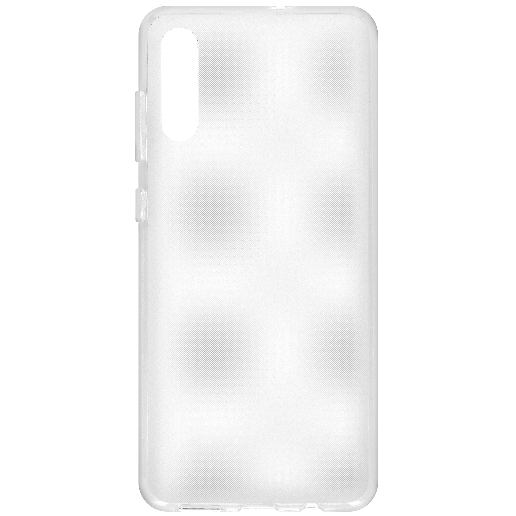 Softcase Backcover Samsung Galaxy A70 - Transparant
