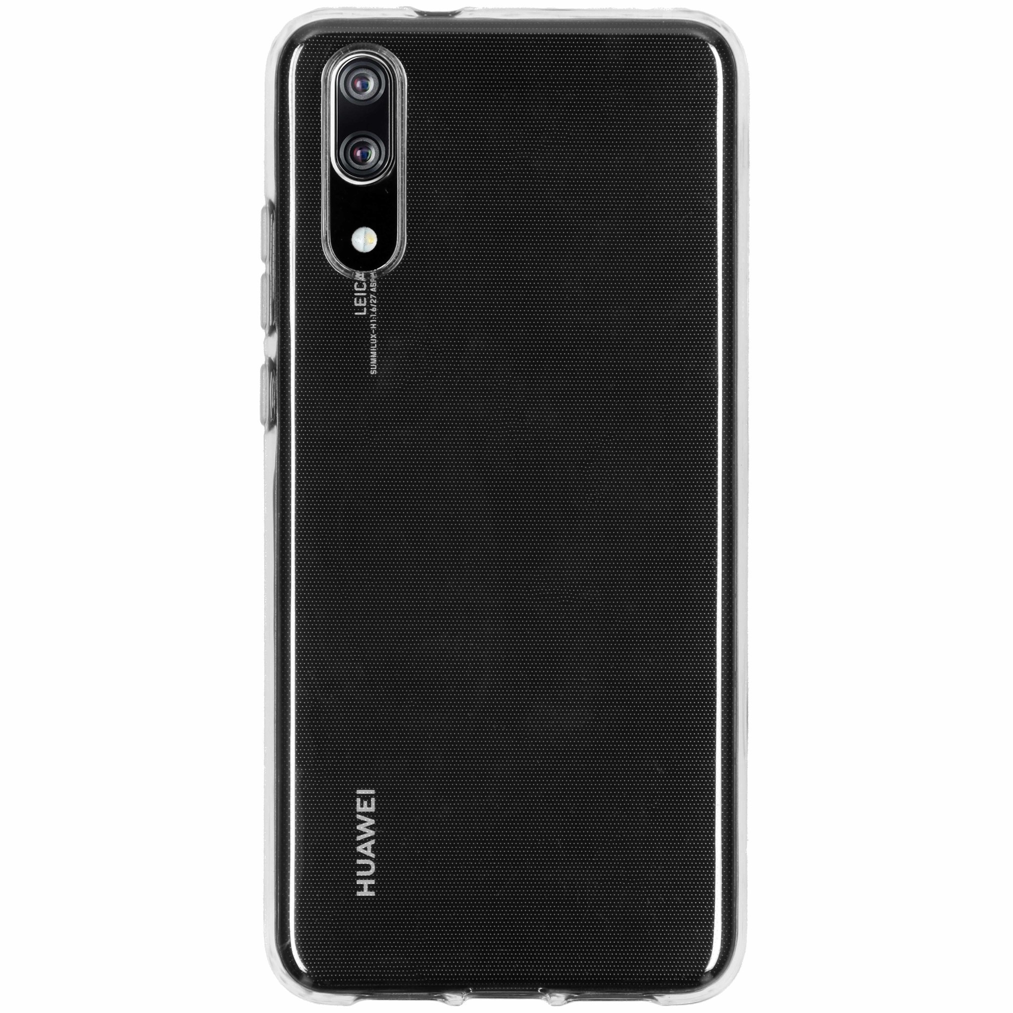 Softcase Backcover Huawei P20