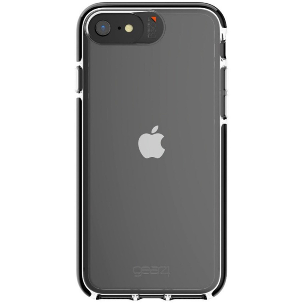 Gear4 Piccadilly Backcover iPhone SE (2020) / 8 / 7 / 6(s) - Zwart