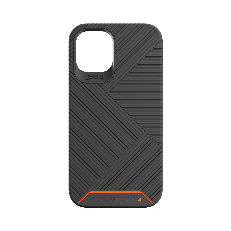 Gear4 Battersea Backcover iPhone 12 Mini - Zwart