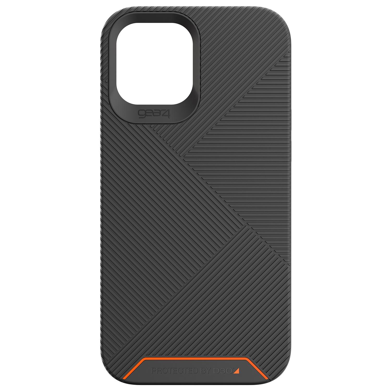 Gear4 Battersea Backcover iPhone 12 Pro Max - Zwart