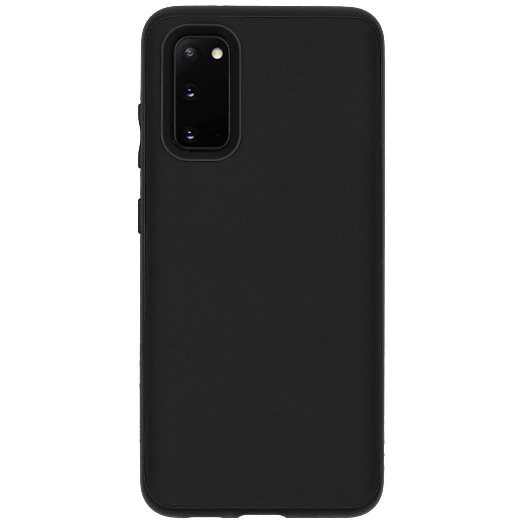 RhinoShield SolidSuit Backcover Samsung Galaxy S20 - Classic Black