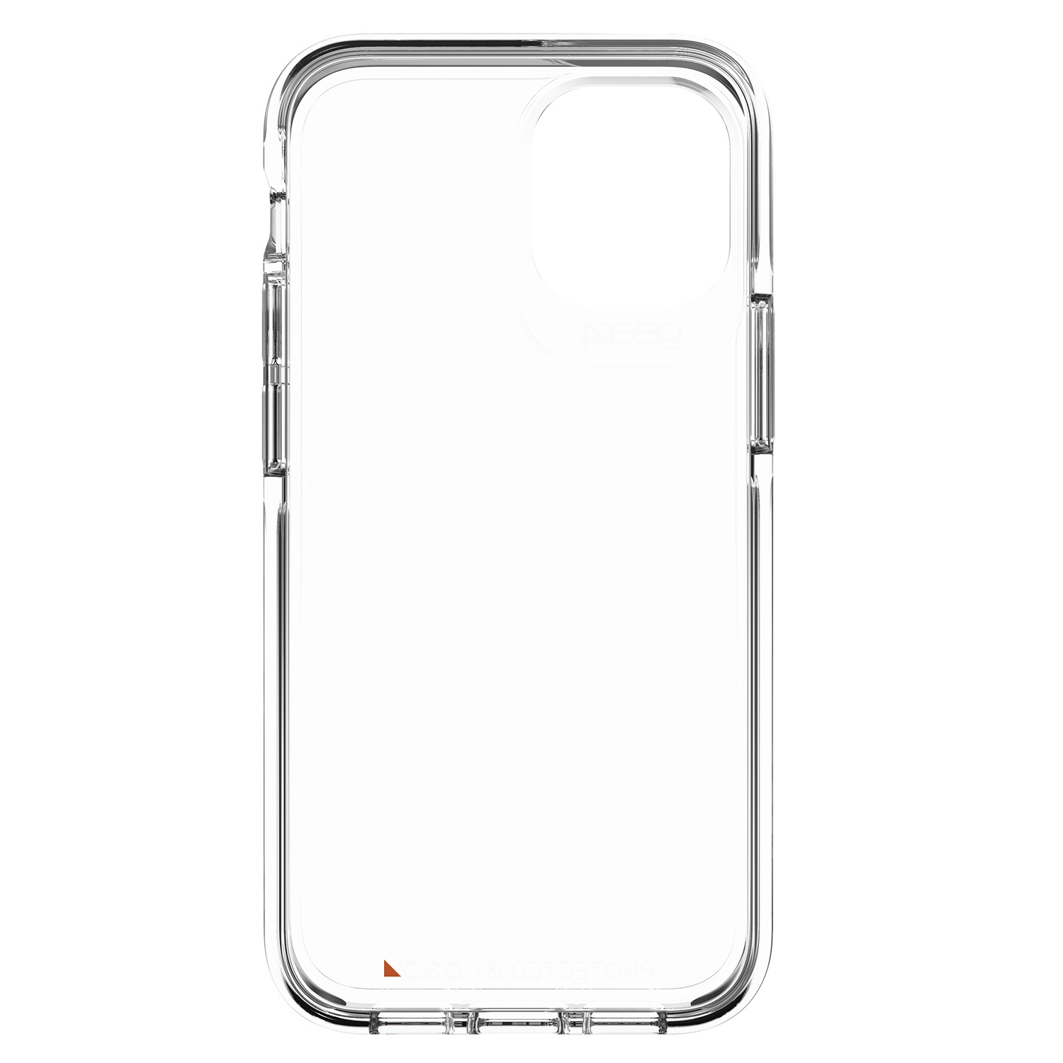 Gear4 Piccadilly Backcover iPhone 12 Mini - Zwart