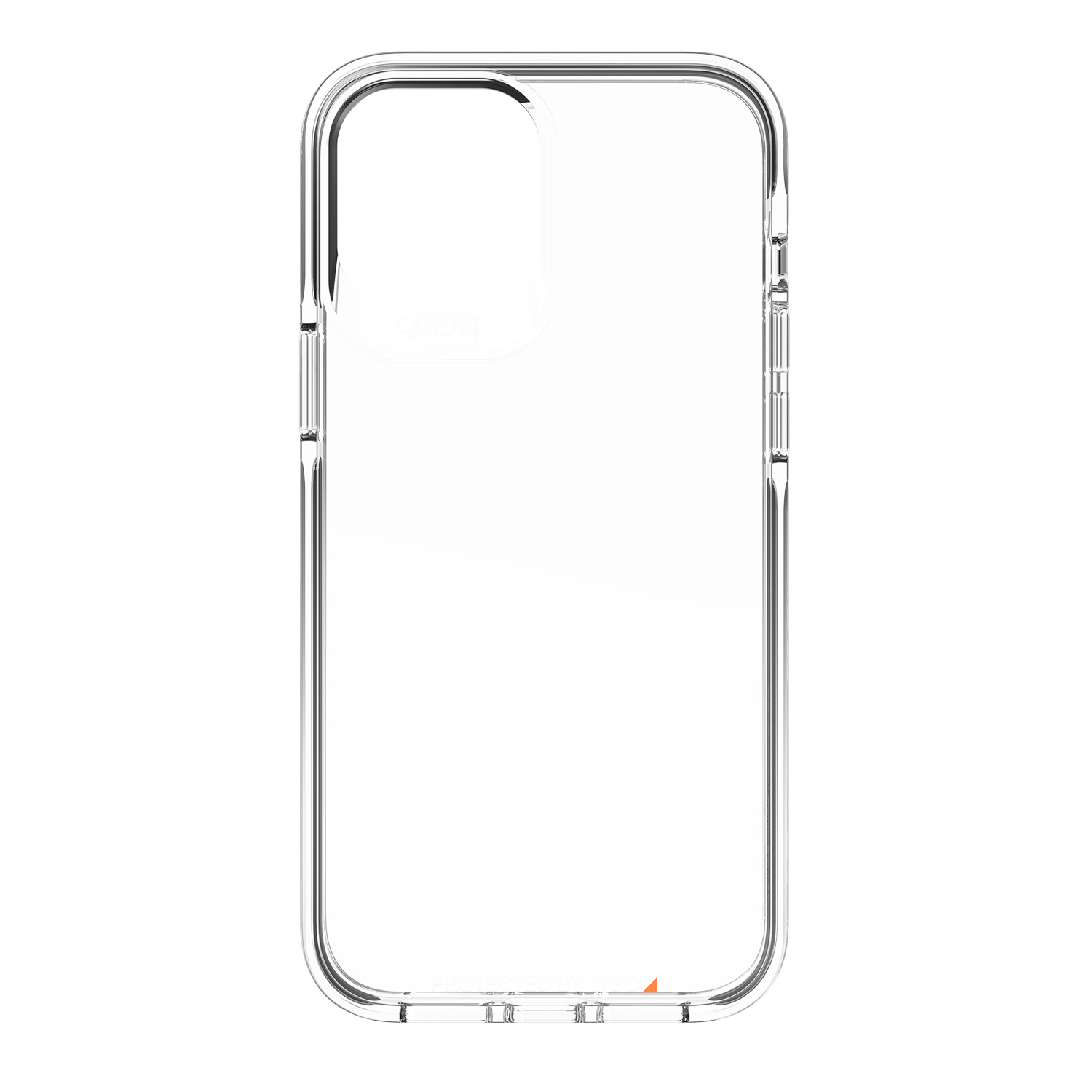 Gear4 Piccadilly Backcover iPhone 12 Pro Max - Zwart
