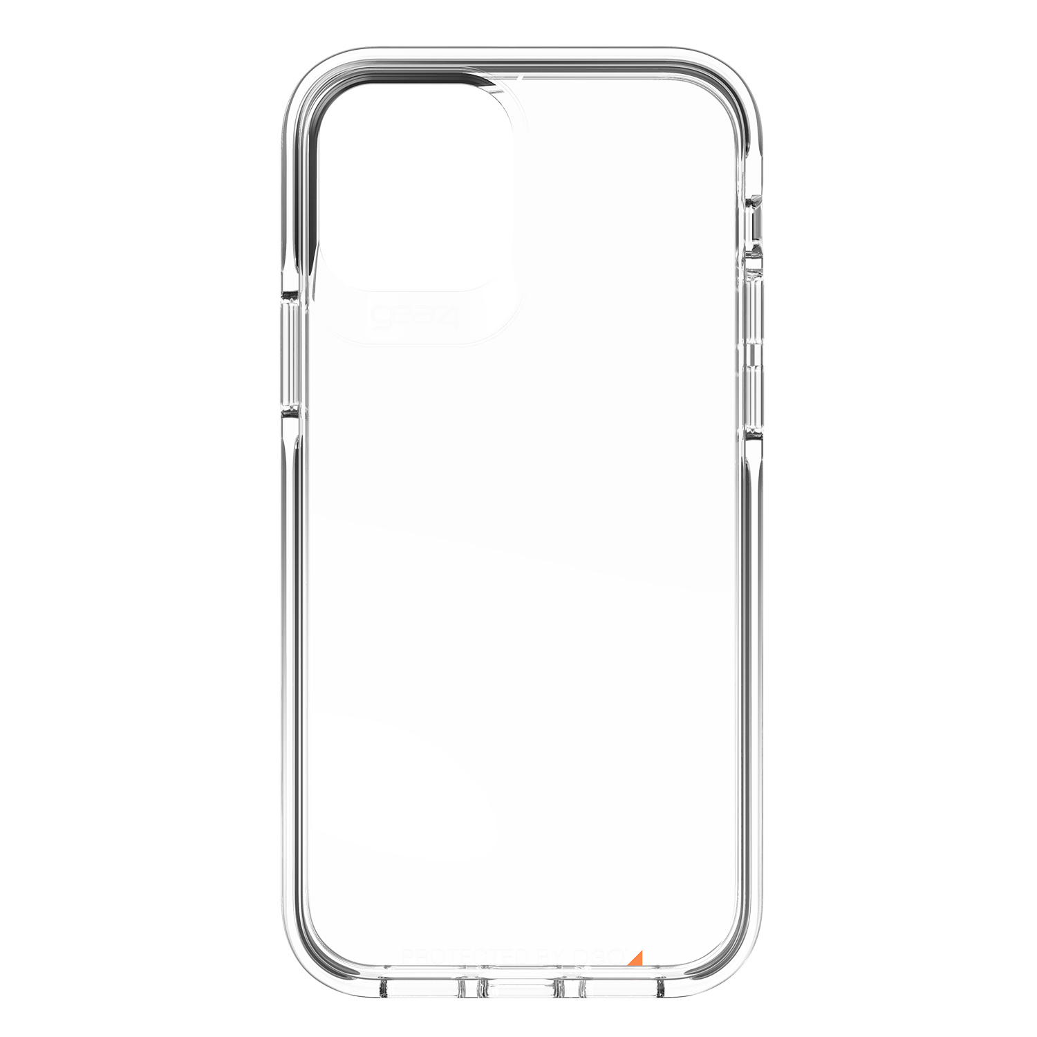 Gear4 Piccadilly Backcover iPhone 12 (Pro) - Zwart