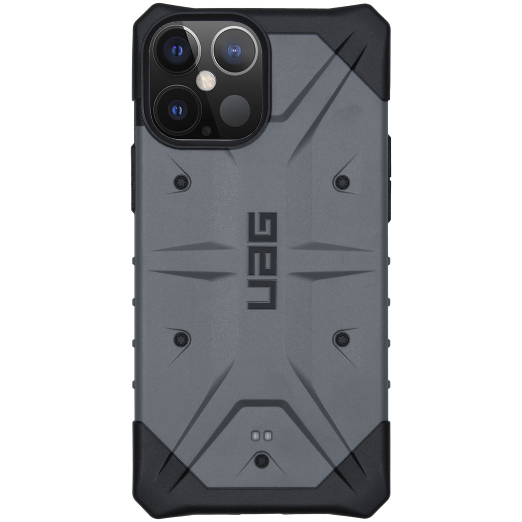 UAG Pathfinder Backcover iPhone 12 Pro Max - Grijs