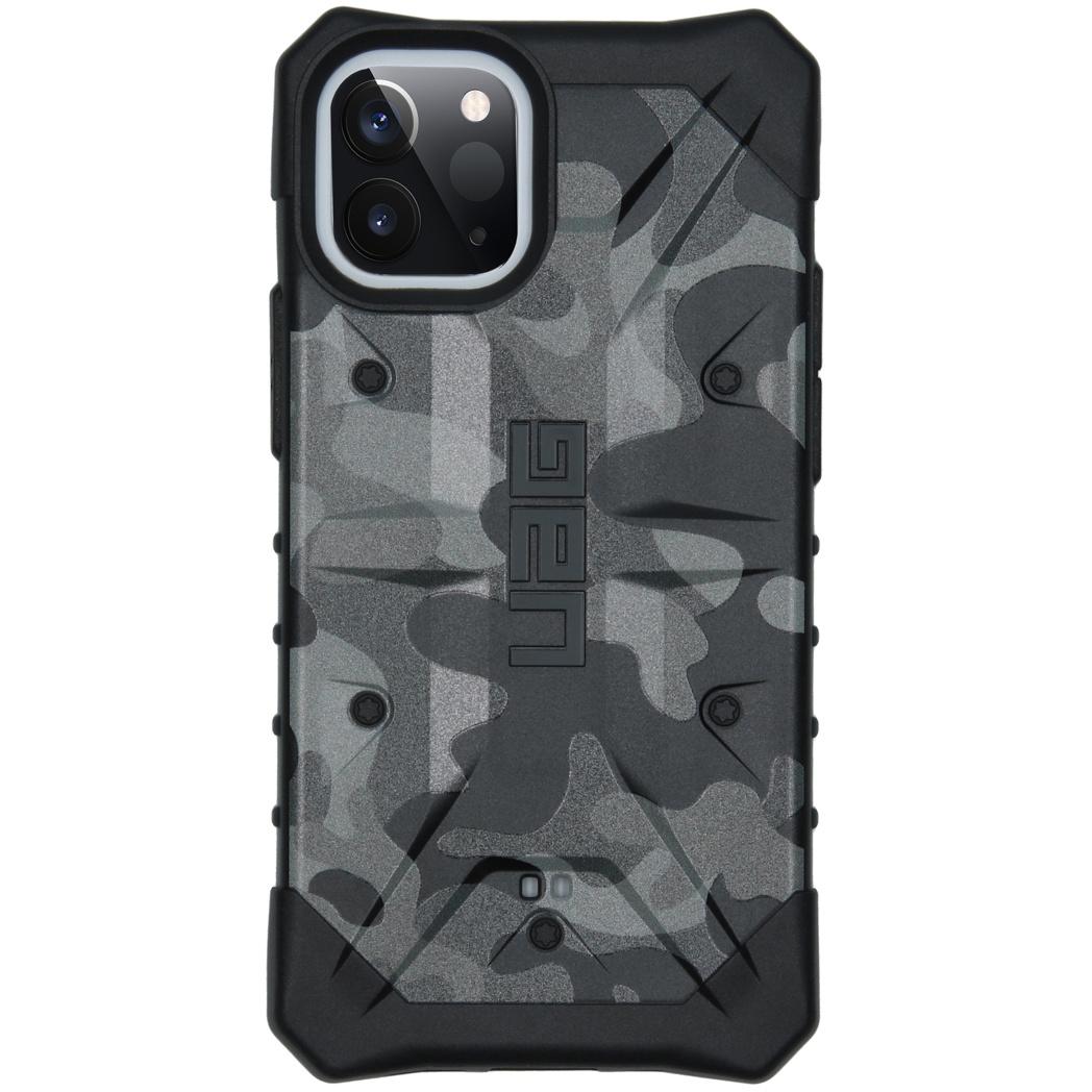 UAG Pathfinder Backcover iPhone 12 Mini - Midnight Camo