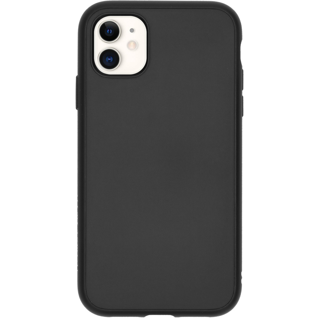 RhinoShield SolidSuit Backcover iPhone 11 - Classic Black
