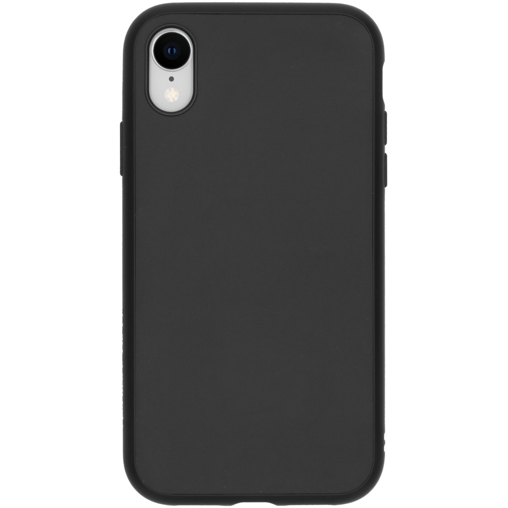 RhinoShield SolidSuit Backcover iPhone Xr - Classic Black