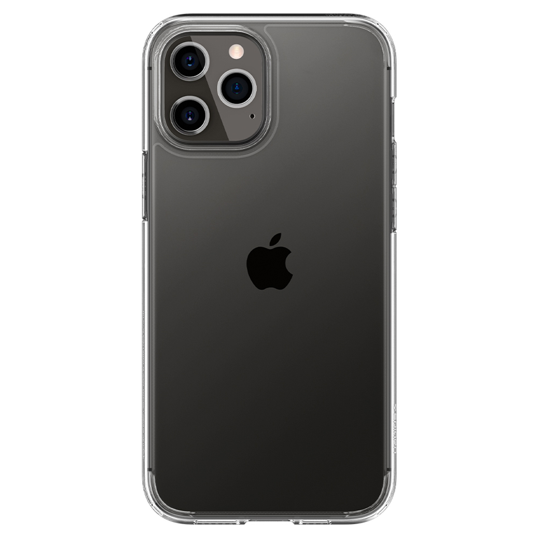 Spigen Ultra Hybrid Backcover iPhone 12 Pro Max - Transparant
