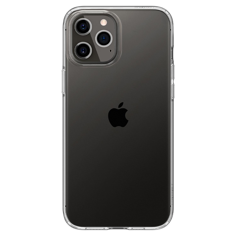 Spigen Liquid Crystal Backcover iPhone 12 Pro Max