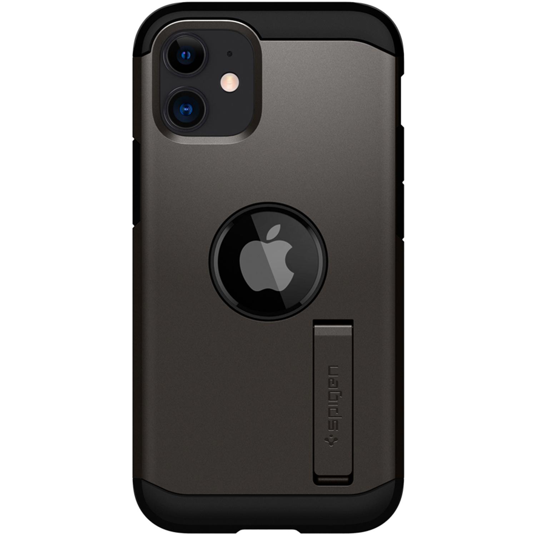 Spigen Tough Armor Backcover iPhone 12 Mini - Grijs