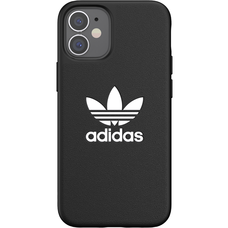 adidas Originals Basics Backcover iPhone 12 Mini - Zwart