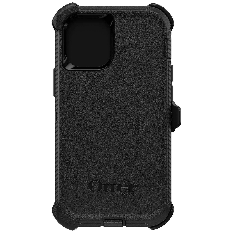 OtterBox Defender Rugged Backcover iPhone 12 Mini - Zwart