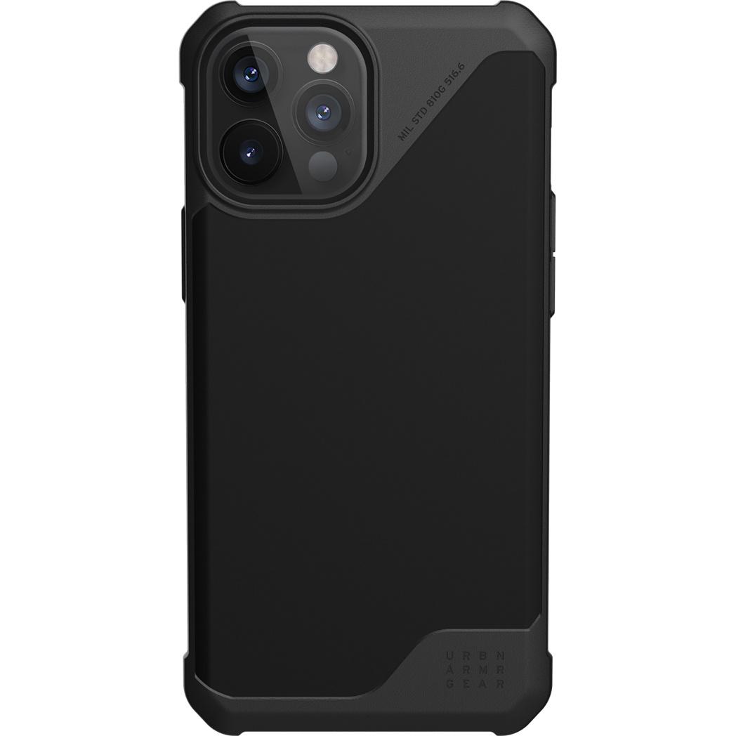 UAG Metropolis LT Backcover iPhone 12 Pro Max - Zwart