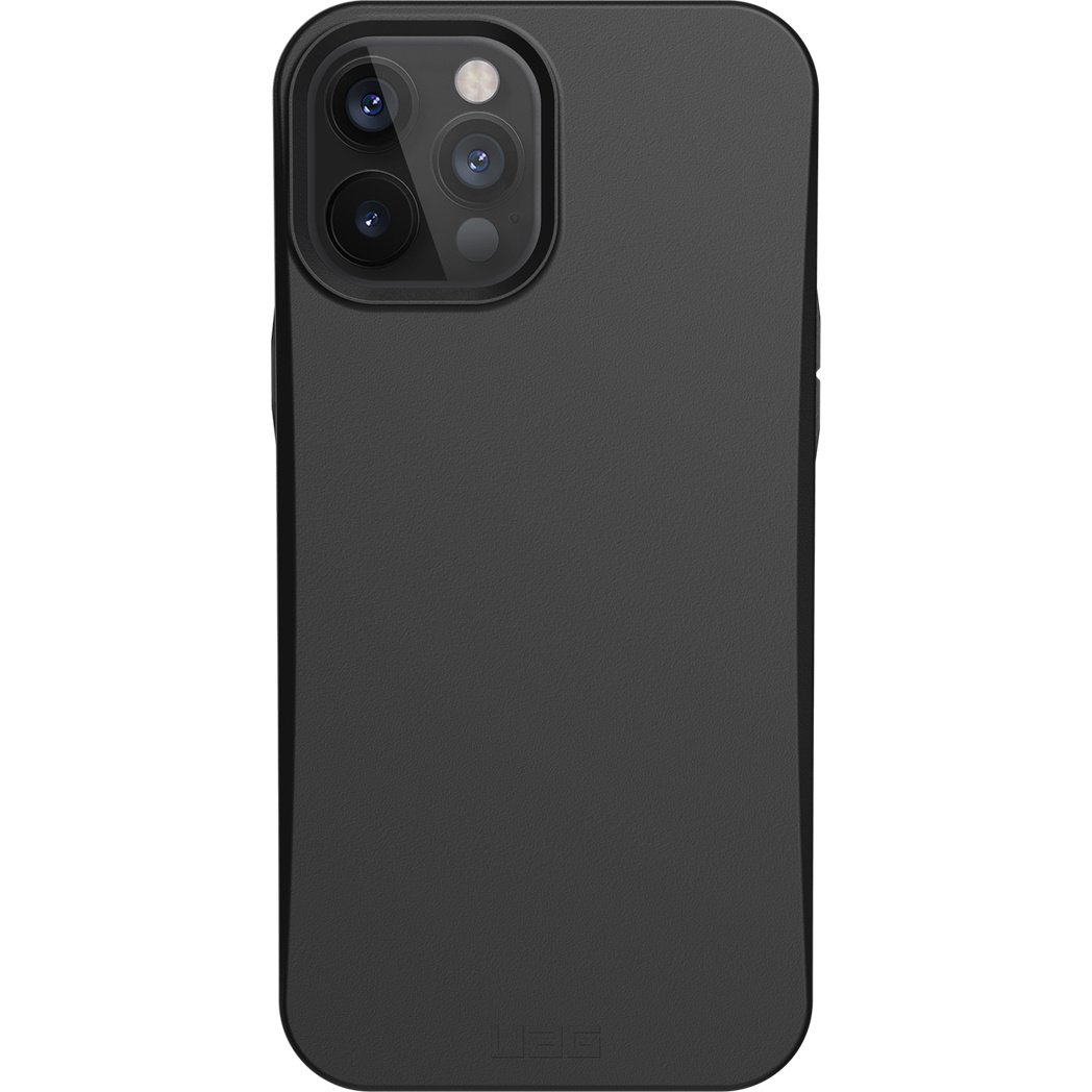 UAG Outback Backcover iPhone 12 Pro Max - Zwart
