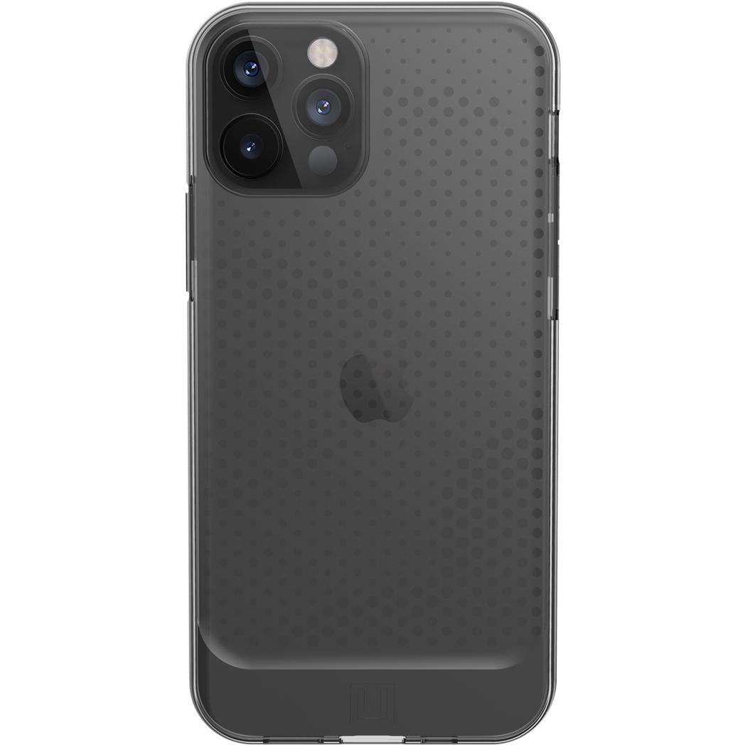 UAG Lucent U Backcover iPhone 12 (Pro) - Ash