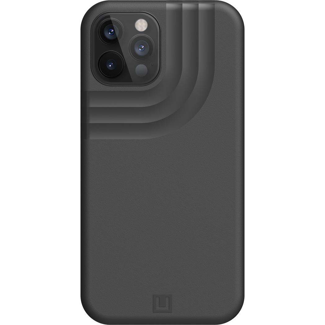 UAG Anchor U Backcover iPhone 12 (Pro) - Zwart