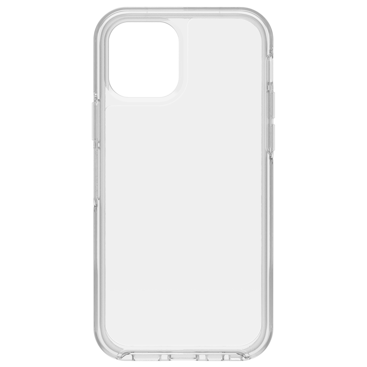 OtterBox Symmetry Clear Backcover iPhone 12 (Pro) - Transparant
