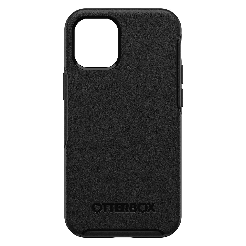 OtterBox Symmetry Backcover iPhone 12 Mini - Zwart