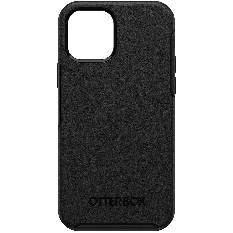 OtterBox Symmetry Backcover iPhone 12 (Pro) - Zwart