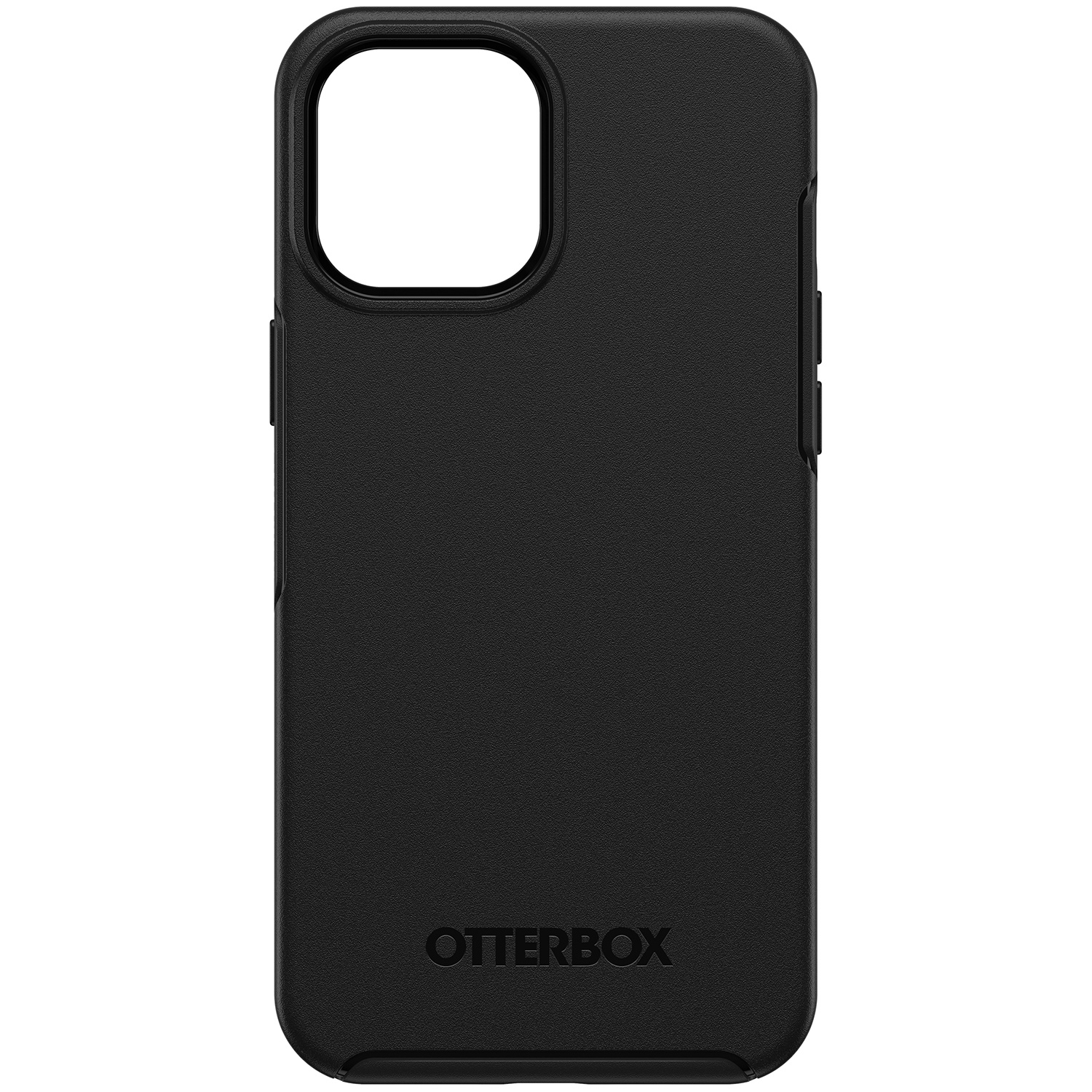 OtterBox Symmetry Backcover iPhone 12 Pro Max - Zwart