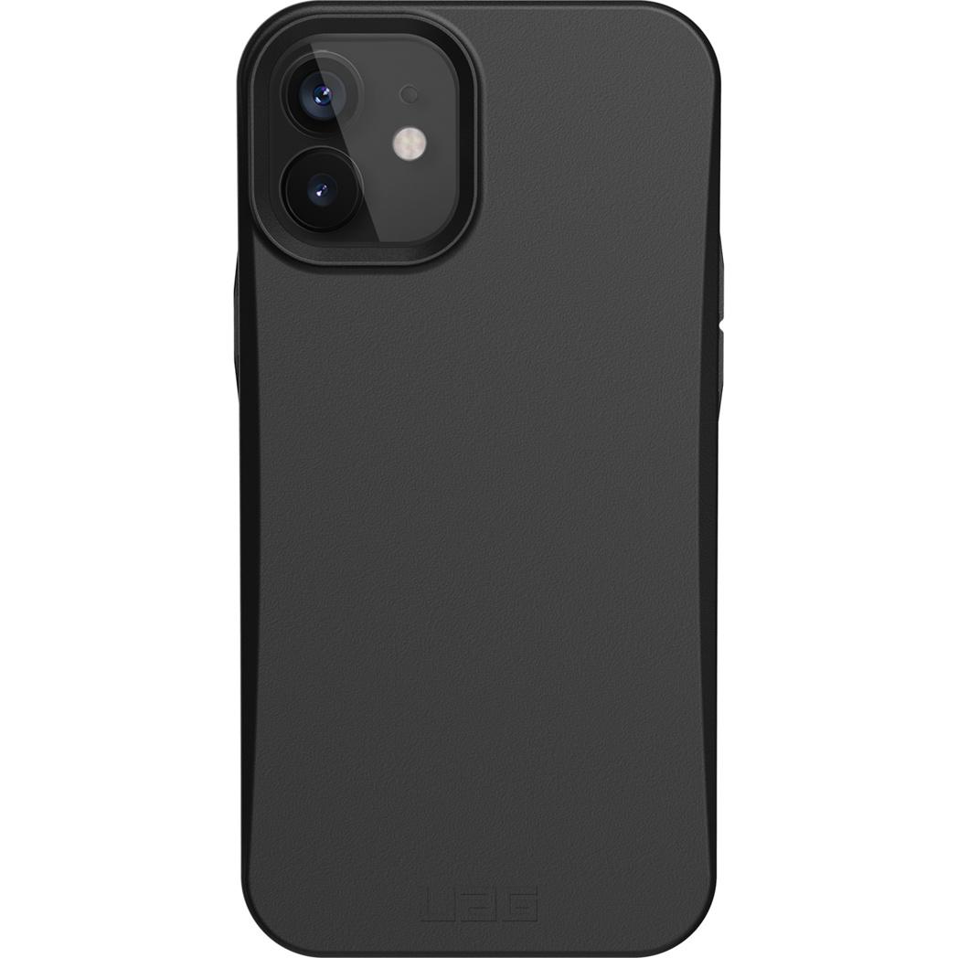 UAG Outback Backcover iPhone 12 Mini - Zwart