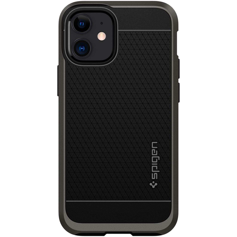 Spigen Neo Hybrid Backcover iPhone 12 Mini - Zwart