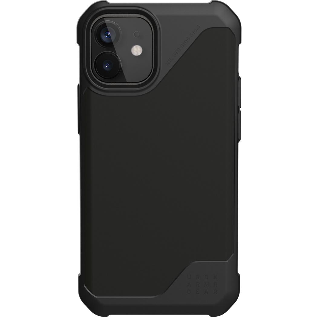 UAG Metropolis LT Backcover iPhone 12 Mini - Zwart