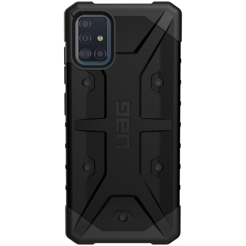 UAG Pathfinder Backcover Samsung Galaxy A51 - Zwart