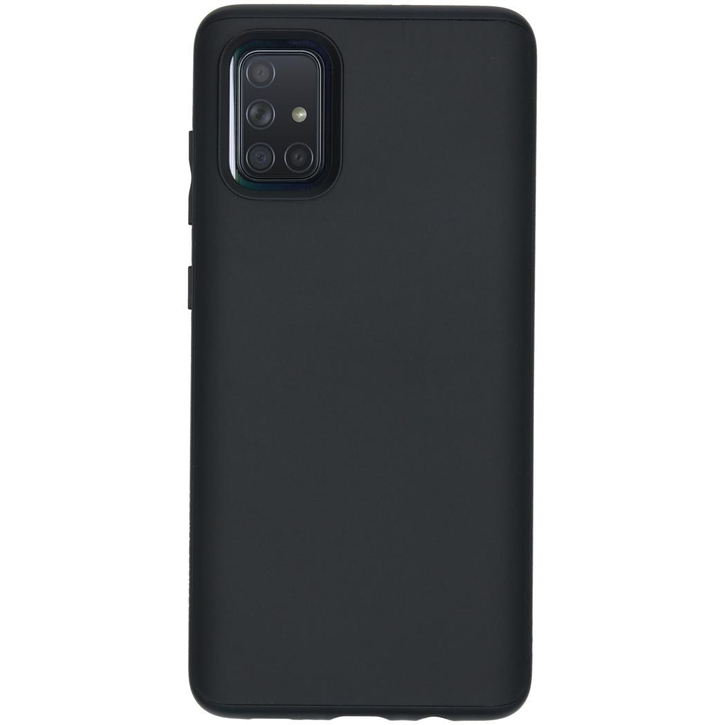 RhinoShield SolidSuit Backcover Samsung Galaxy A71 - Classic Black